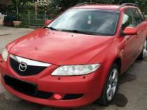 Mazda 6, automată, AWD (4x4)