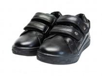 Pantofi Clibee copii | Patonfi casual baieti | Pantofi negri