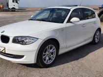 BMW seria 1 FACELIFT EURO 5 2.0diesel ALB, navi mare, trapa