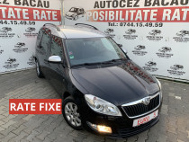 Skoda Roomster 2014–EURO 5-Benzina-Posibilitate RATE-