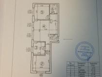 Apartament 3 camere (demisol) 10 min Dimitrie Leonida