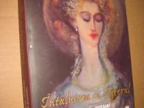 B801-Autograf Mihai T. Olteanu pictor-Intalnirea cu Ingerul.