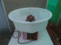 Aparat profesional vata zahar floricele pop-corn masina