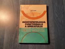 Morfopatologia functionalaa aparatului dento maxilar I Chira