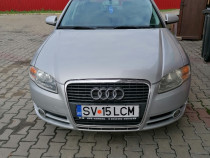 Audi A4. 2007.