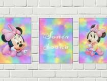 Set 3 tablouri personalizate