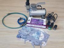 Kit Aerograf Profesional Airbrush Compresor