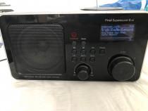 Pinell Supersound II LE , negru cu telecomanda sau fara