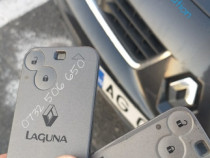 Reparații chei auto / cartele RENAULT