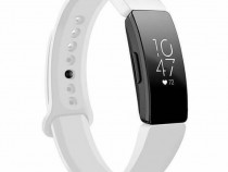Curea silicon inlocuire bratara ceas Fitbit Inspire, size L