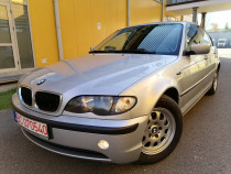Bmw 316i e46 facelift euro 4