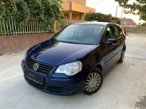 Vw Polo 1.4 benzina 75cp euro 4 an 2006 clima Ok