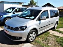 VW Caddy 2013 - 2.0 tdi - 140 cp - E5 - Import Germania