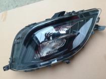Proiector Opel Astra J stanga negru