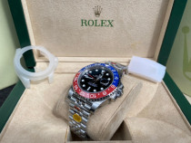 Rolex GMT Master II PEPSI Jubile, Automatic ETA 3186 clona