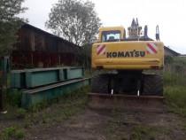 Excavator KOMATSU pw 130