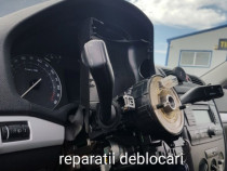 Deblocare contact Vw Golf 5 Jetta Touran Skoda Octavia2 Seat