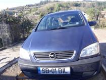 Opel zafira 1.6 16v benzina 2001 avariata