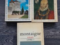 Montaigne eseuri editie completa in limba franceza