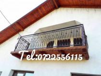 Execut balcone și balustrade