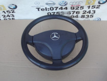 Volan cu airbag Mercedes A Class w168 Vaneo dezmembrez A Cls