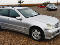 Mercedes c220 2004 elegance
