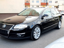 VW Passat Break 2.0 TDi 170 Cp 2008 185.000 Km Carte Service