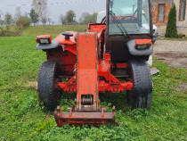Stivuitor Manitou 4x4 Incarcator frontal telescopic