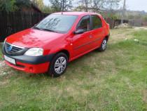 Dacia Logan 2006 benzina+GPL proprietar