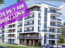 Apartament 2 Cam(Studio) - Mamaia Nord/ Sat -Rate pe 7 Ani