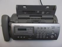 Panasonic kx-fp205jt, italia, telefon cu fax, putin folosit,