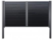 Poarta batanta Jaluze 1850 x 3400