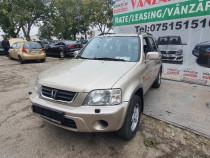 Honda CR-V,1999,Trapa,4x4,2.0Benzina,Finantare Rate