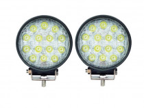 Set 2 Proiector LED auto offroad 42w