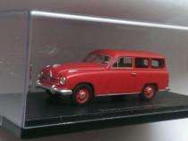 Macheta Borgward Hansa 1500 Kombi 1950 - NEO 1/43