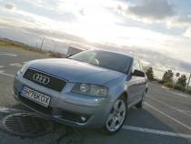 Se mărită! Audi A3 2.0 TDI