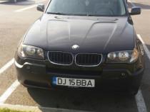 BMW X3 2.0D 150 CP manuala 6+1