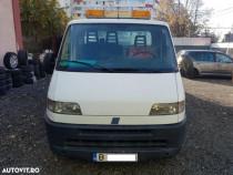 Fiat ducato, motor 2.8 jtdi de iveco - 128 cp.