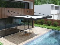 Pergola retractabilă model Urban, pentru terase exterioare