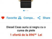 Ceas diesel bărbătesc