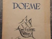 Carte veche walt whitman poeme desene margareta sterian