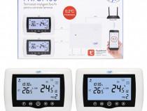 Termostat Inteligent PNI CT400 Wireless pentru Centrala
