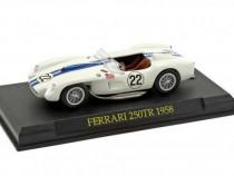 Macheta Ferrari 250 TR TestaRossa Le Mans 1958 - Altaya 1/43
