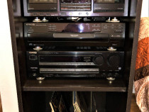 Linie Kenwood cu rack audio