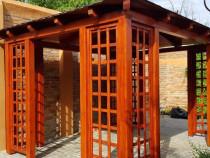 Construim Terase, foisoare, copertine din lemn stratificat