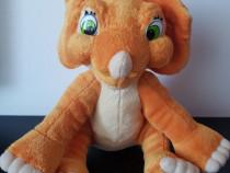 Dinozaur NOU portocaliu 22 cm
