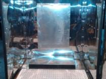 Afumatoare (celula) inox ,electrica cu afumare rumegus