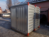 Container: 2,25m x 2,20m, Nou (direct de la distribuitor)