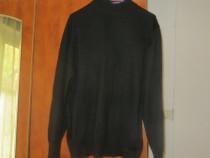 REEL pulover barbati masura XL 80% lana - negru