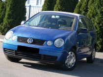 Vw Polo - an 2003, 1.2 (Benzina)